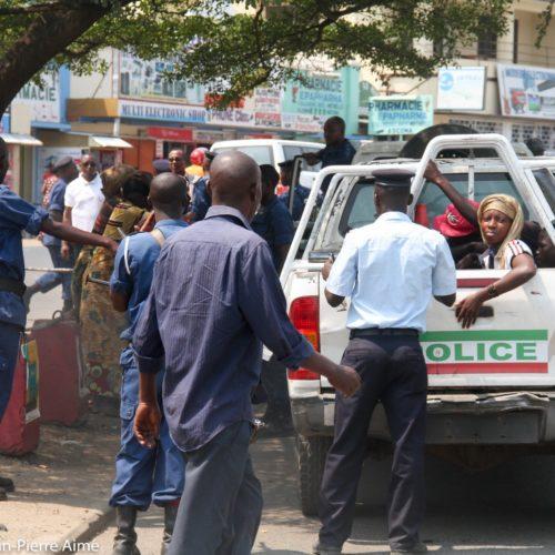 Bujumbura (capitale économique) : la démolition des kiosques a rendu difficile la vie de plusieurs familles