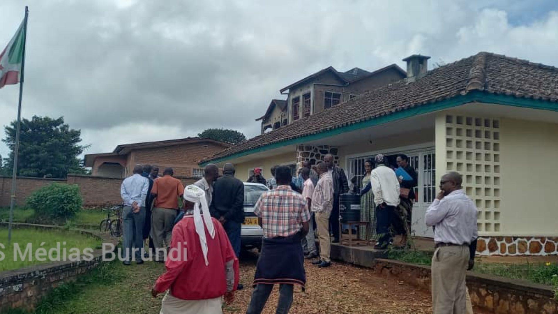 Gitega : deuxième comparution dans l'affaire Sogestal Kirimiro