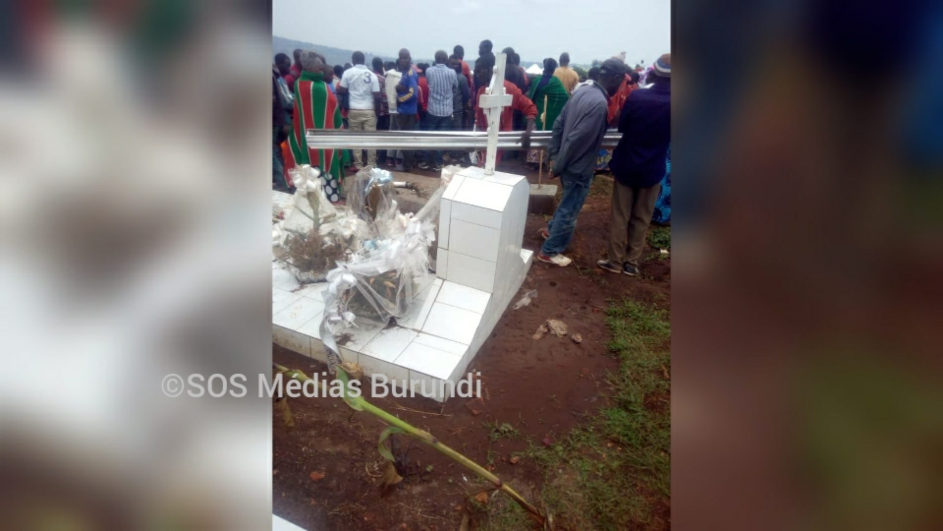 Muyinga : le patron des renseignements s'est approprié un cimetière