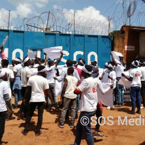 RDC-Nord-Kivu : une dizaine de personnes arrêtées par la police à Beni