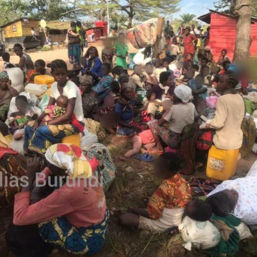 Kavimvira (RDC) : des demandeurs d'asile burundais ont manifesté