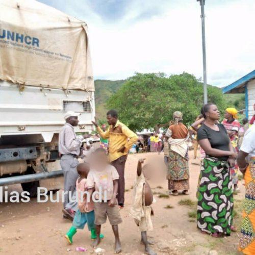 Lusenda (RDC) : 350 réfugiés burundais ont été rapatriés