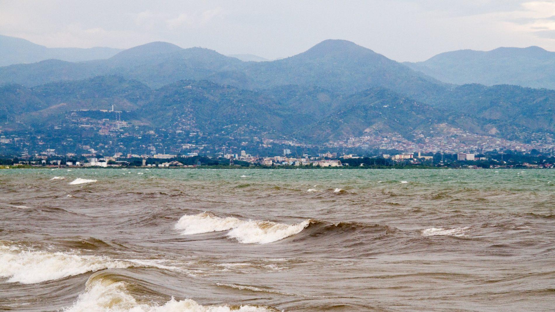 Burundi : le lac Tanganyika se déchaine, crainte des autorités
