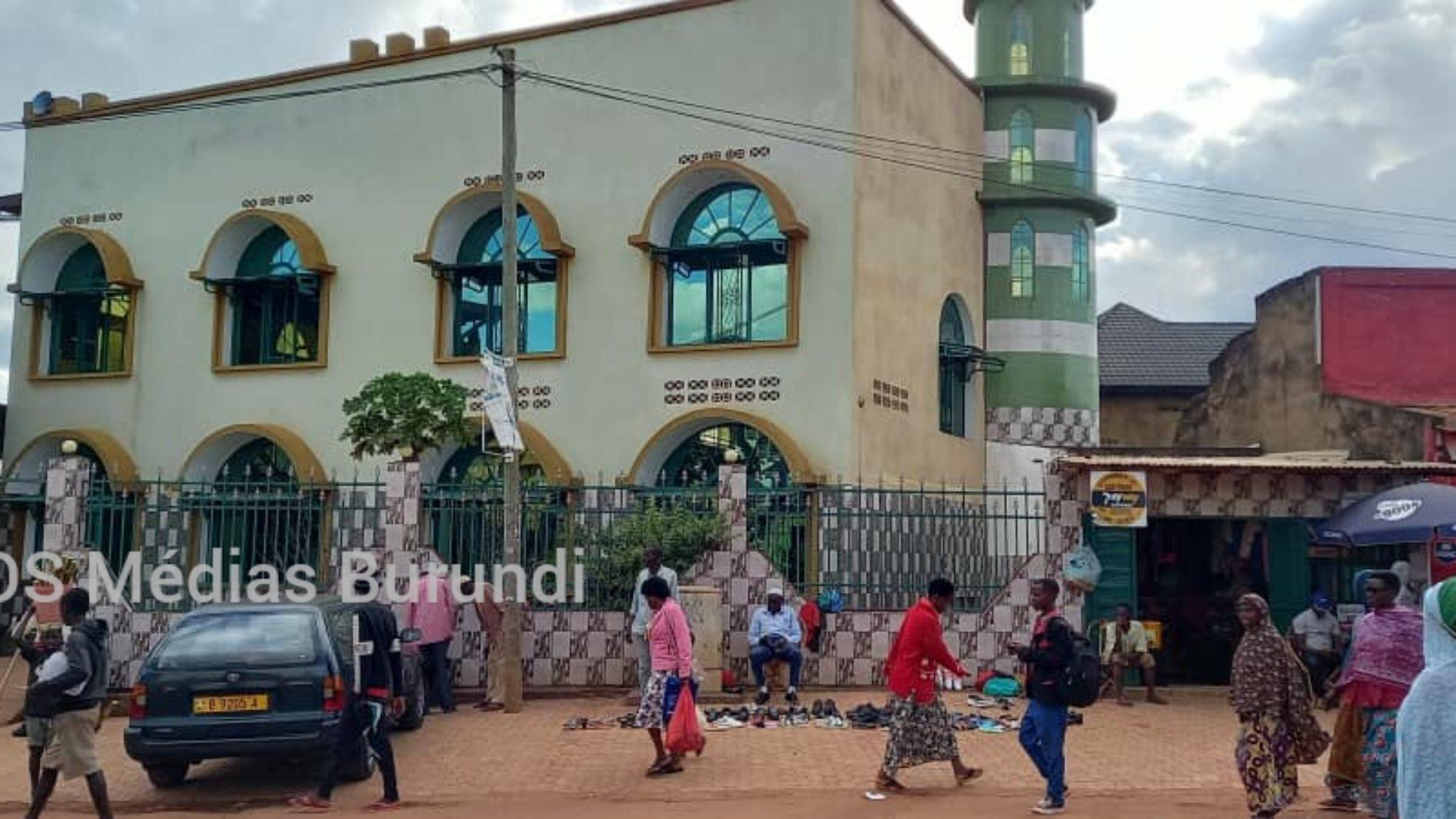 Gitega : le muezzin de la grande mosquée détenu par les renseignements