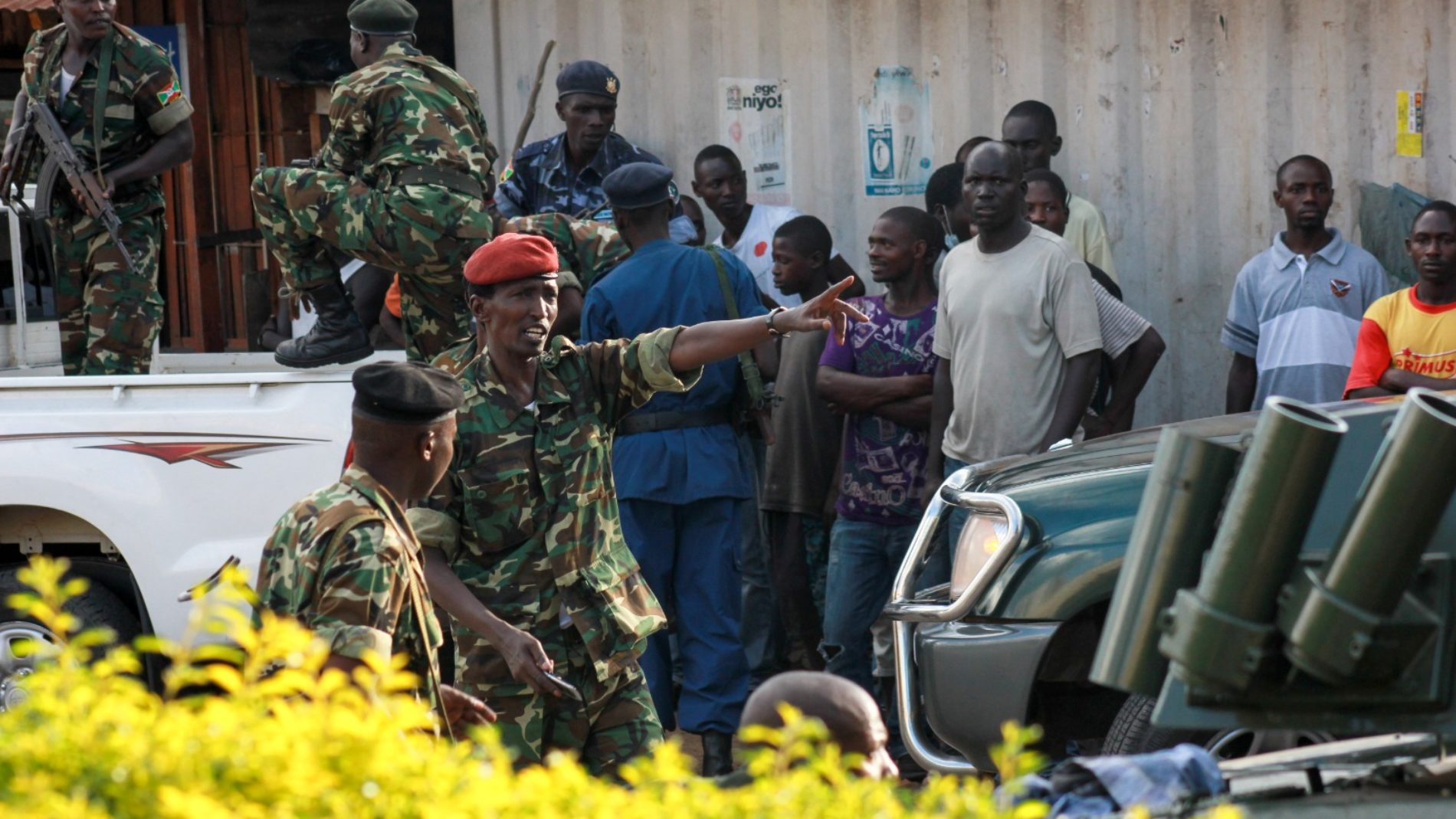 Le Général major Cyrille Ndayirukiye s'est éteint