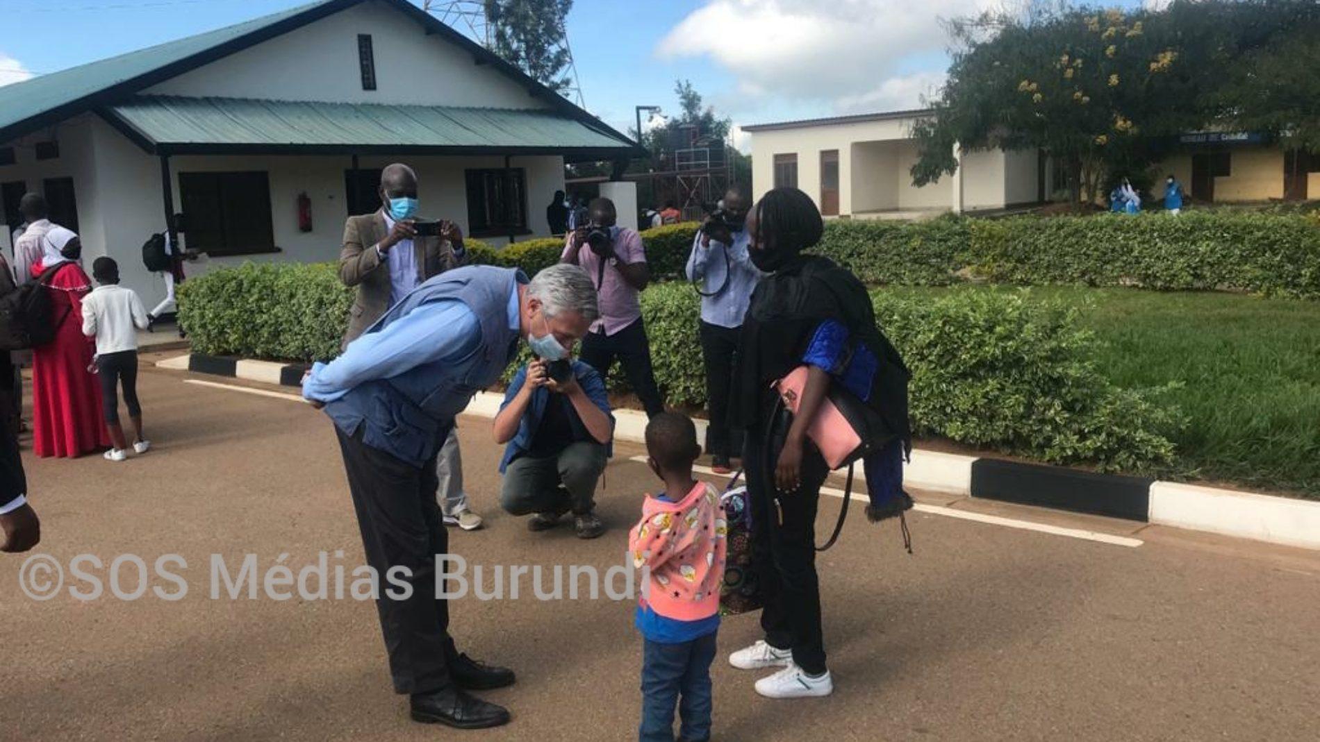 Rwanda : le camp de Mahama se vide de plus en plus