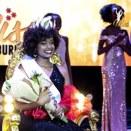 Miss Burundi : Lyvia Thiana Iteka a remporté la compétition