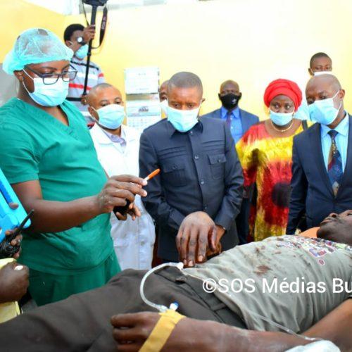 Photo de la semaine : nord-Kivu: dix morts dans des heurts entre deux communautés