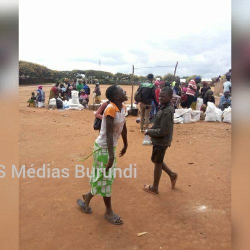 Dzaleka (Malawi) : une augmentation de la ration loin d'être satisfaisante