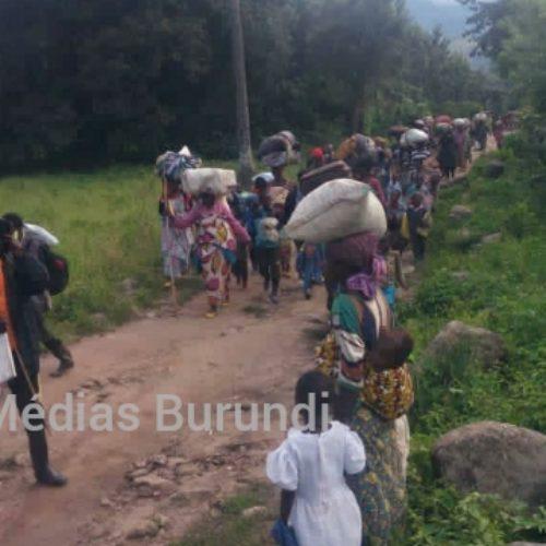 Kigoma-Lemera (RDC) : plus de 4000 Banyamulenge déplacés