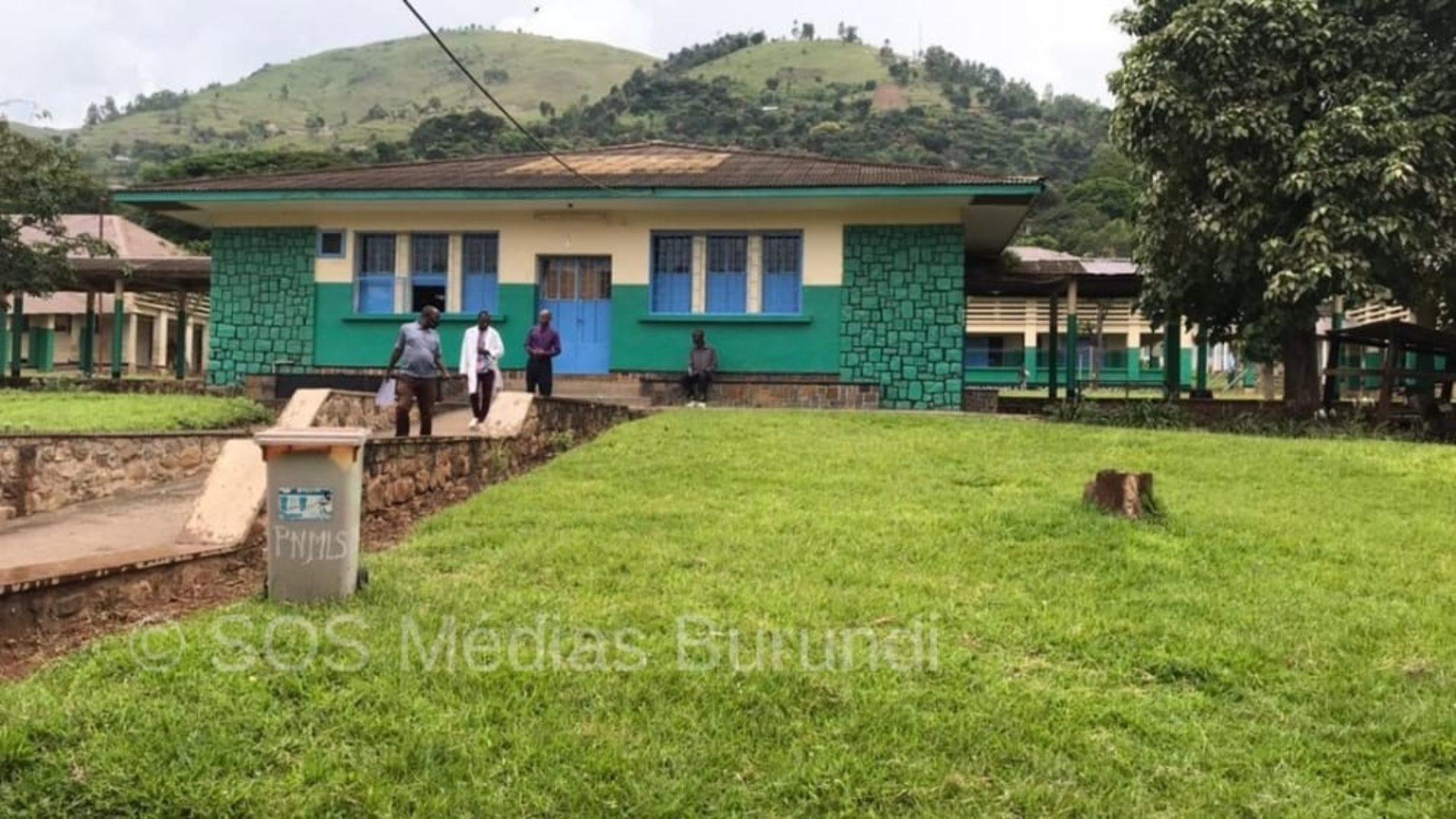 Lusenda (RDC) : les malades transférés à Uvira confrontés à un manque de nourriture