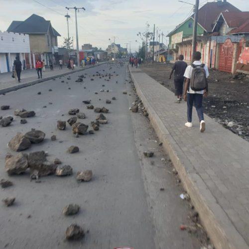 Manifestation anti-Monusco : deux morts près de Goma