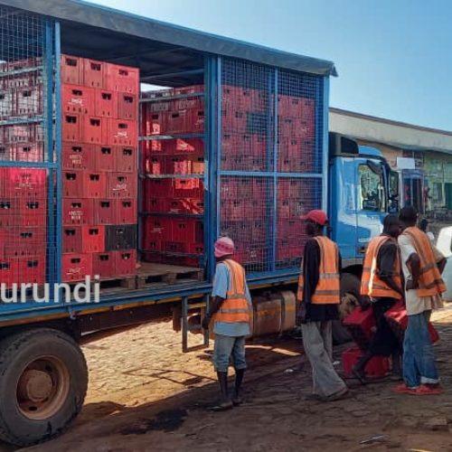 Gitega : la pénurie des boissons Brarudi entraîne la hausse des prix des produits stratégiques