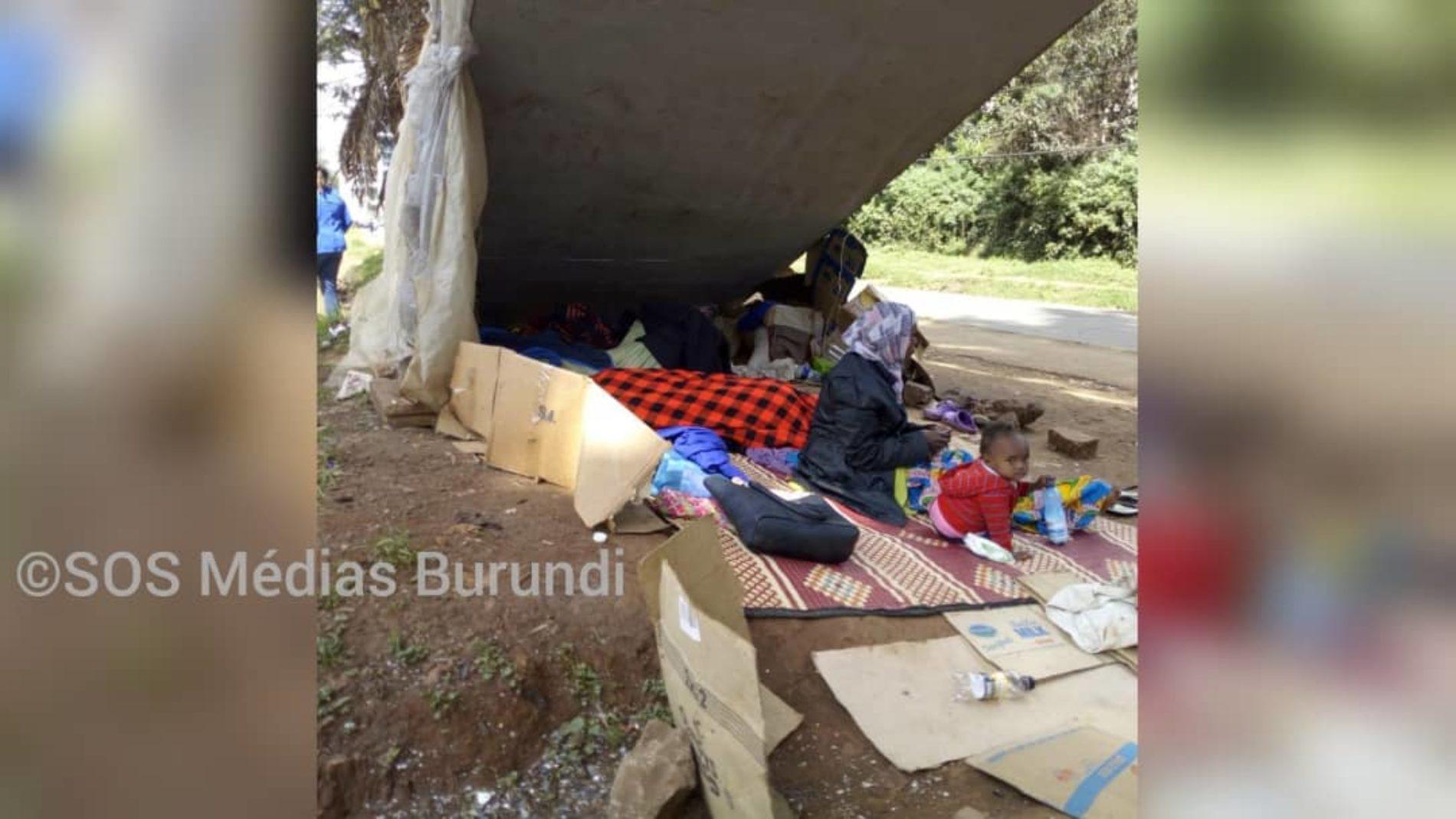Kenya : 32 Burundais et Congolais qui ont fui la Tanzanie, conduits vers un camp de transit au Kenya