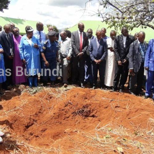 Kirundo-Muyinga : la CVR recherche des fosses communes de 1972