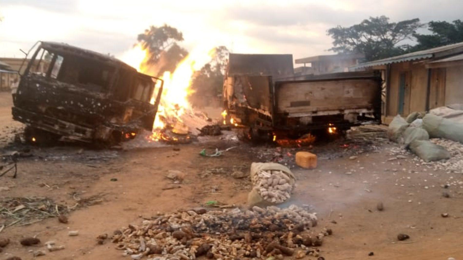 RDC-Irumu : cinq personnes tuées dans une incursion d'hommes armés