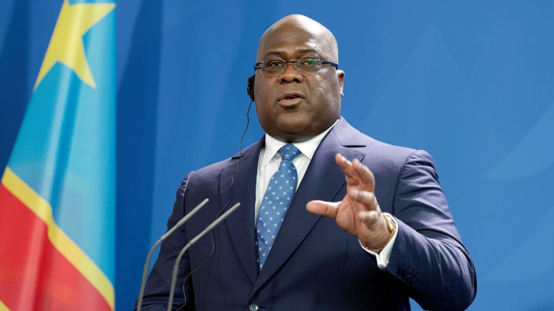 RDC : le président décrète un État de siège au Nord-Kivu et en Ituri