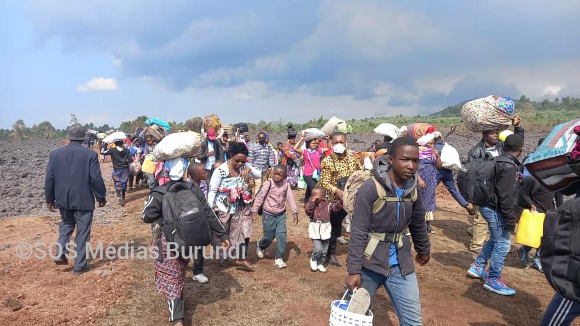 Goma (RDC) : le gouverneur décide l'évacuation de dix quartiers