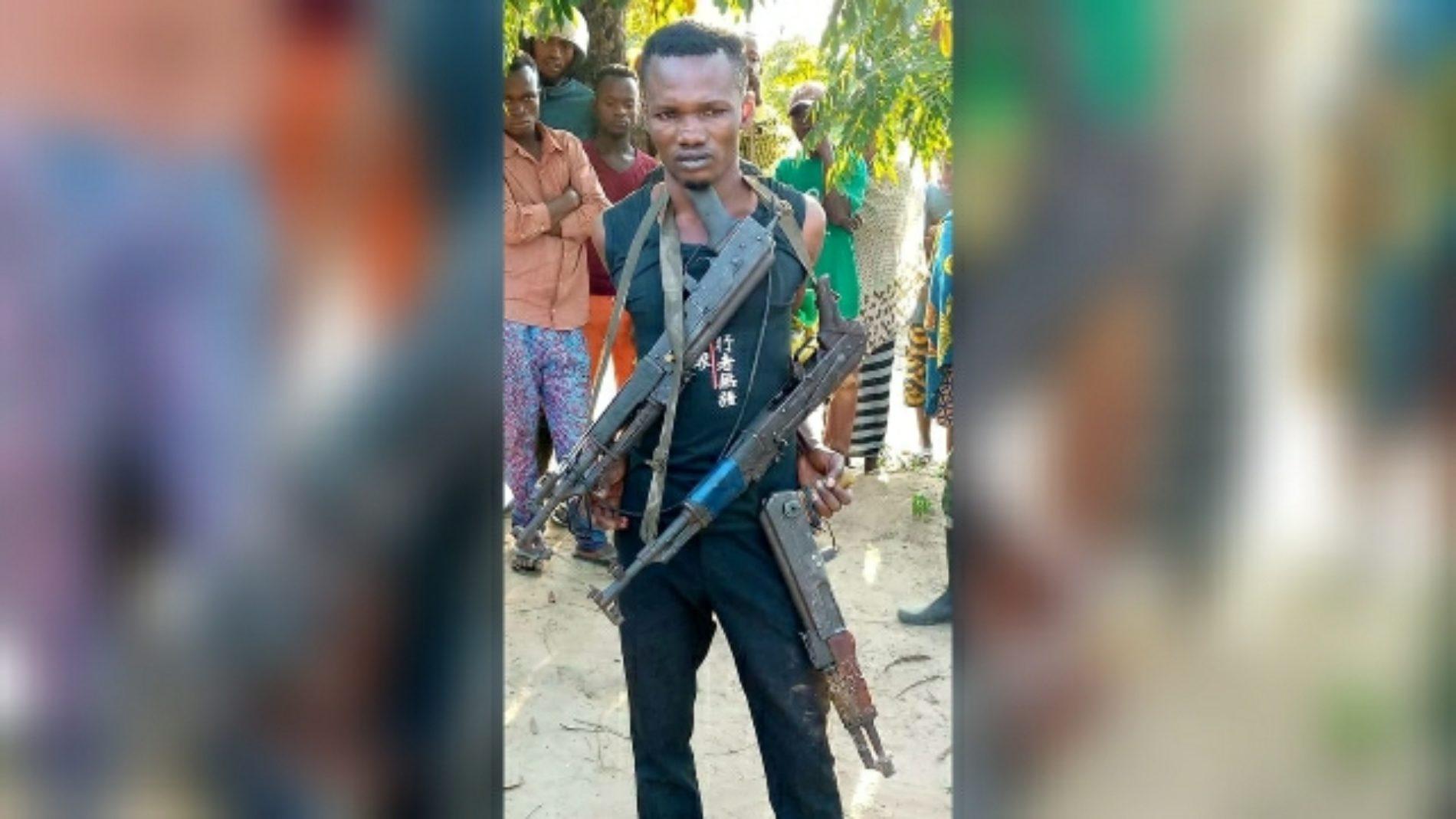 Fizi (RDC) : trois individus dont deux Burundais surpris avec des armes