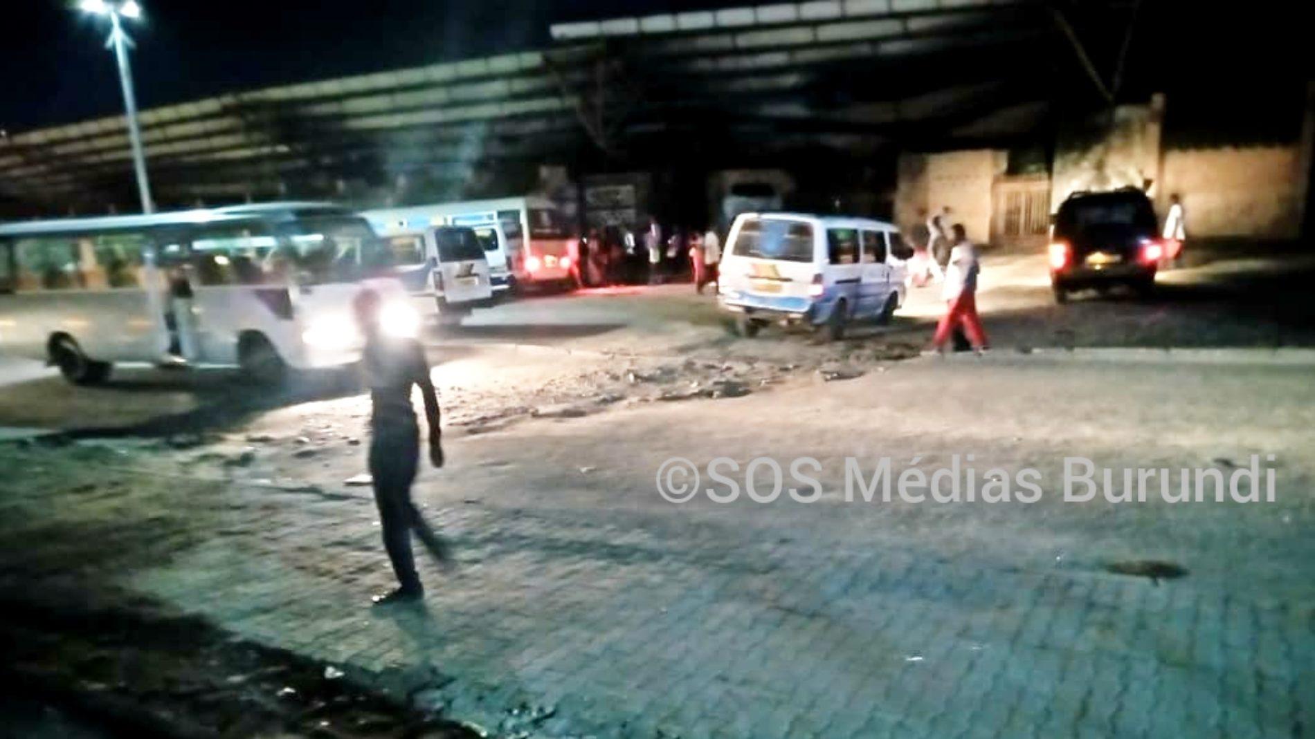 Vague d'attaques à la grenade dans Bujumbura
