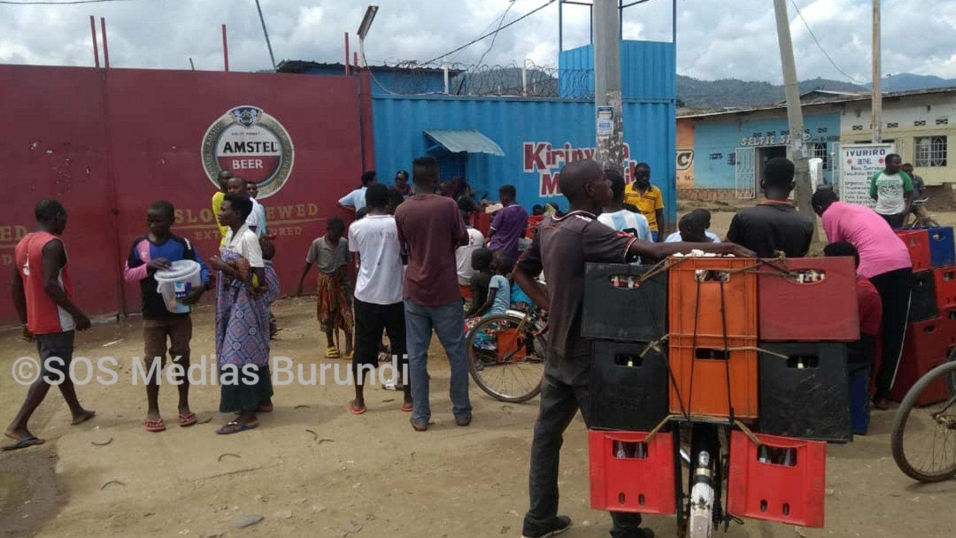 Photo de la semaine-Bujumbura : pénurie des boissons de la Brarudi