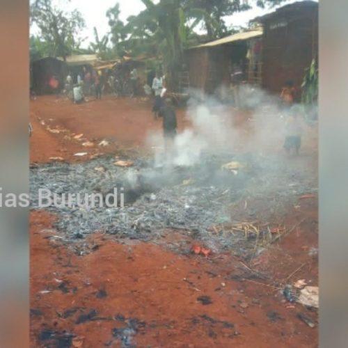 Nyarugusu (Tanzanie) : plusieurs boutiques des réfugiés incendiées par la police