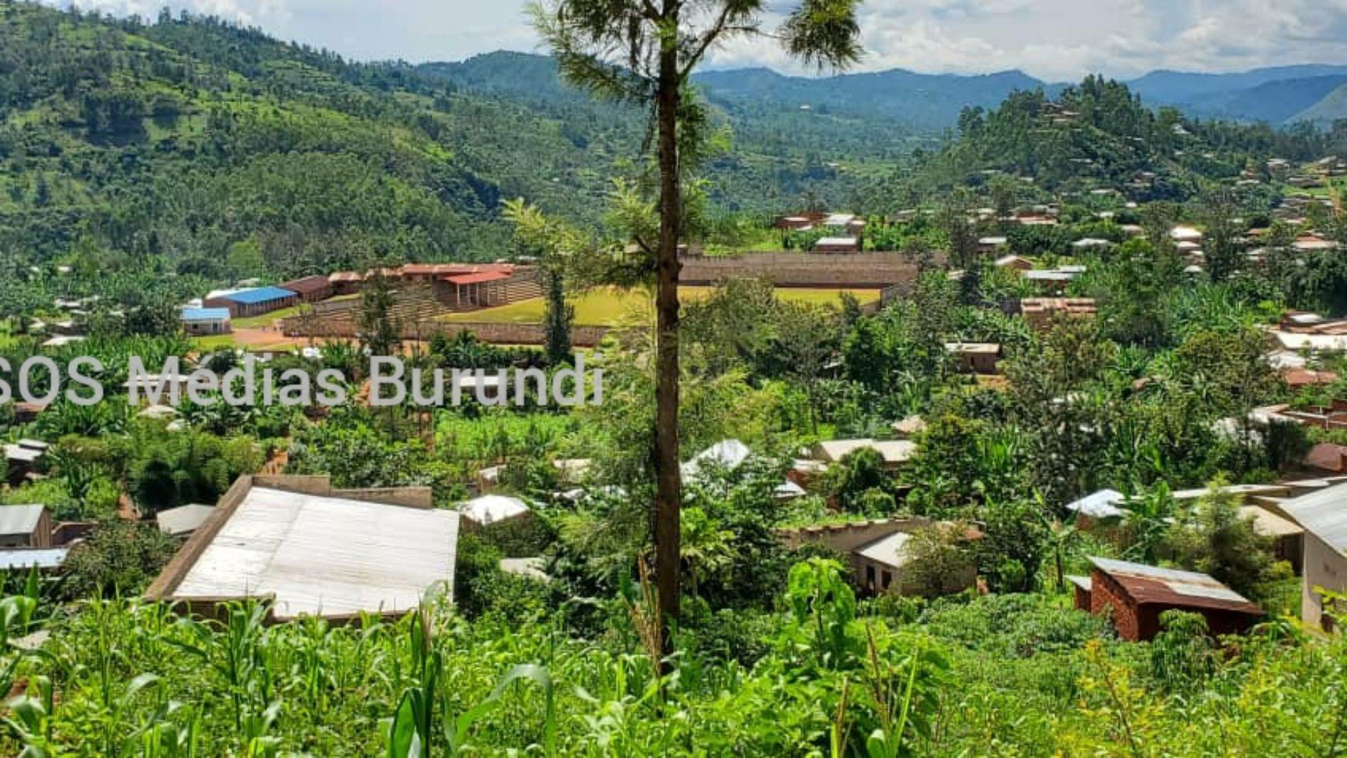 Mugina : un entraînement paramilitaire effraie des habitants