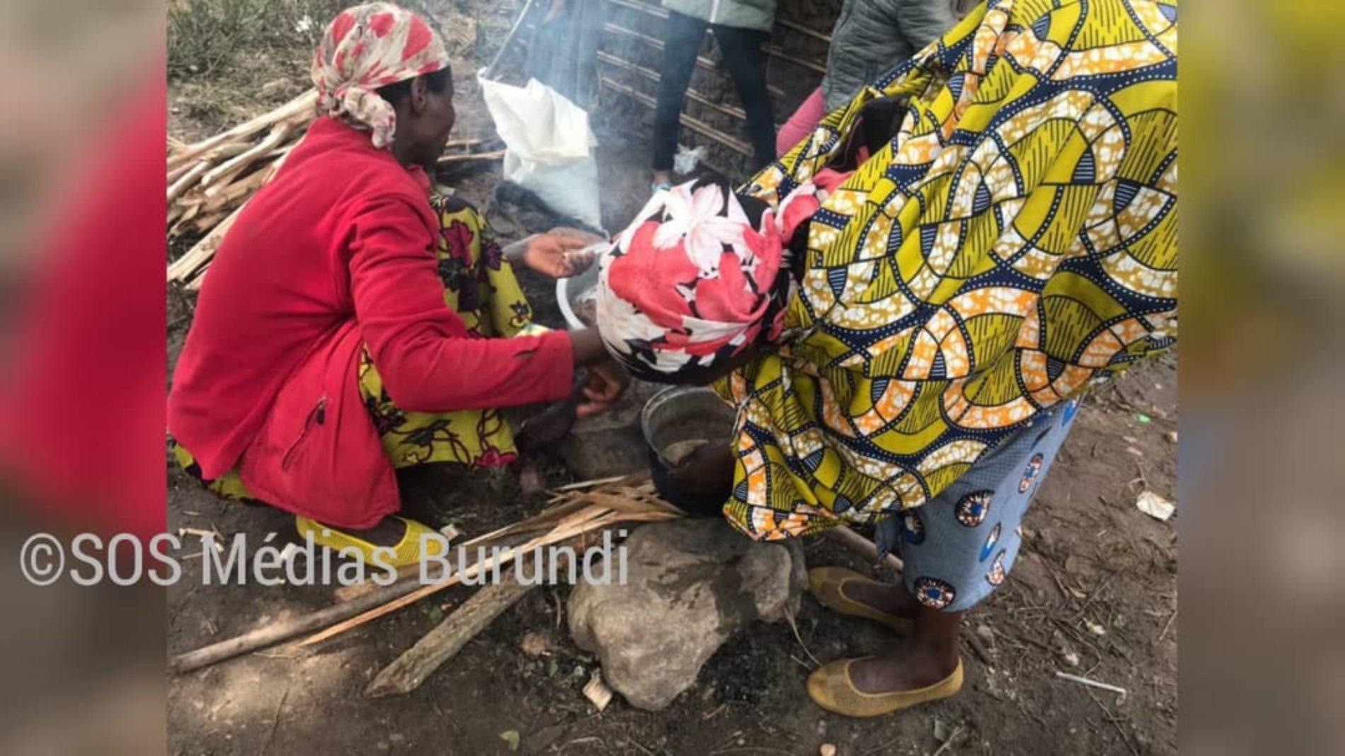 Bwegera (RDC) : conditions de vie très difficiles pour des déplacés Banyamulenge