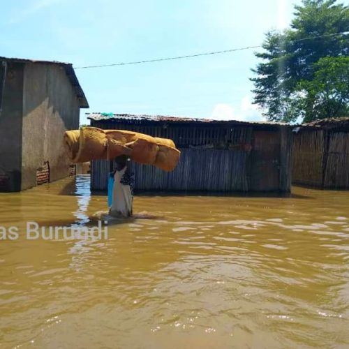 Photo de la semaine- Gatumba : ces inondations perpétuelles