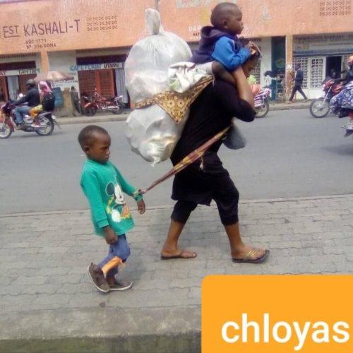Photo de la semaine- Goma (RDC) : le gouverneur décide l'évacuation de dix quartiers