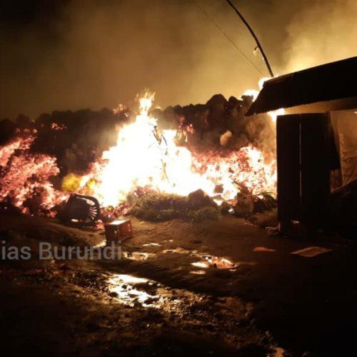 Goma (RDC) : au moins 15 morts suite à l'éruption de Nyiragongo