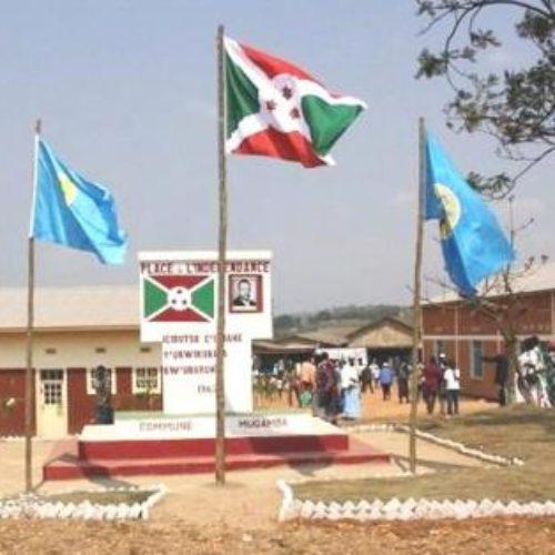 Mugamba- Bururi : arrestation de deux personnes soupçonnées d'être derrière le meurtre d'une femme et sa fille