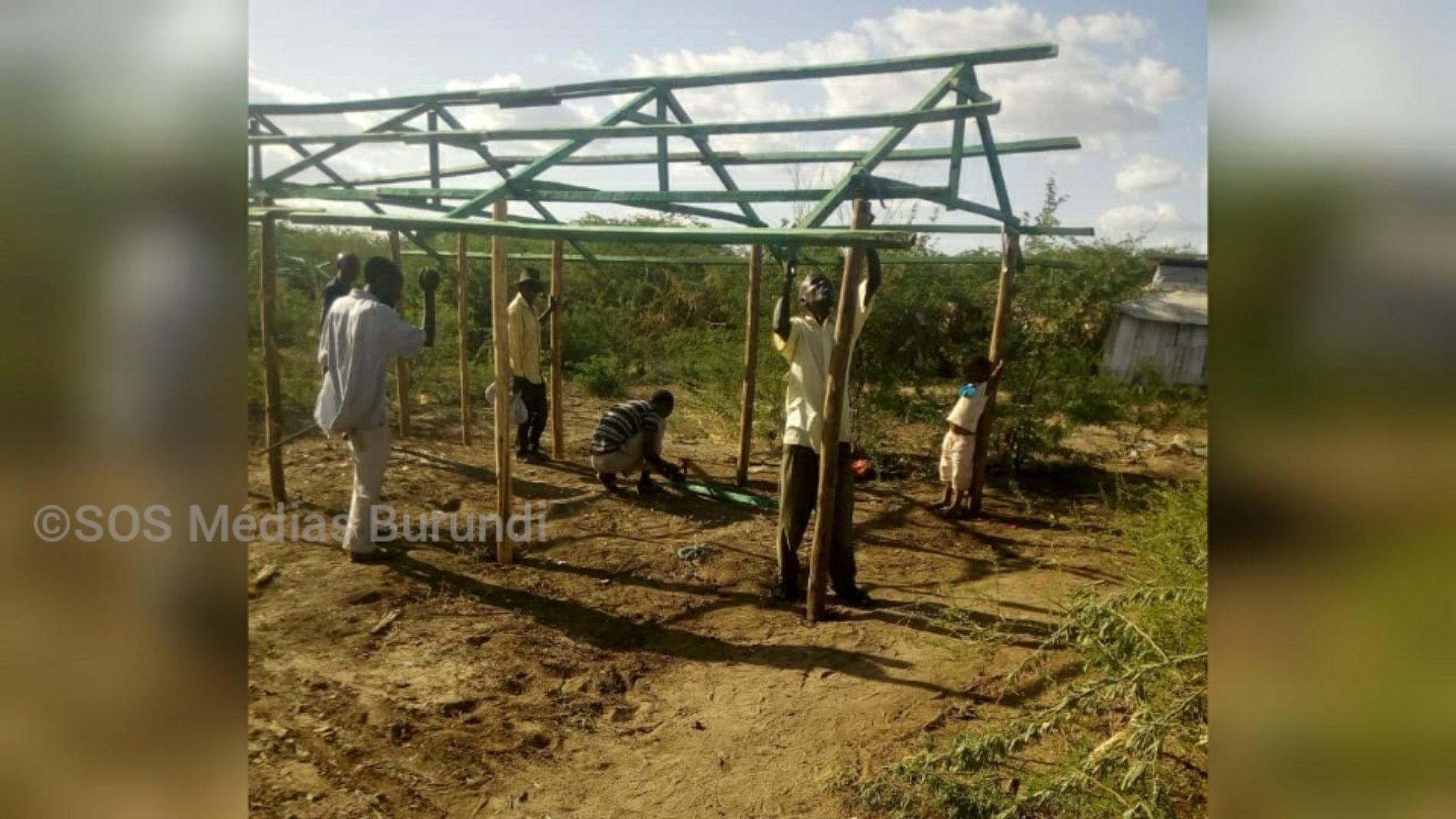 Kakuma (Kenya) : réinstallation de nouveaux réfugiés
