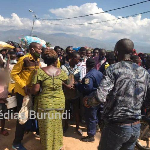 Gatumba : réouverture de la frontière entre le Burundi et la RDC