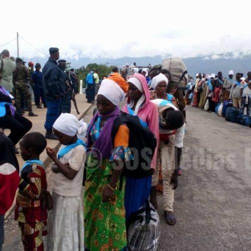 Musigati : une trentaine d'adeptes de la prophétesse de Businde interpellés