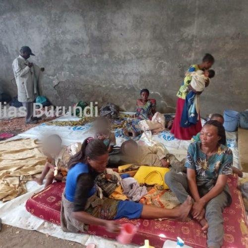 GOMA (RDC) : difficile gestion de près de 416.000 déplacés suite à l'éruption de Nyiragongo