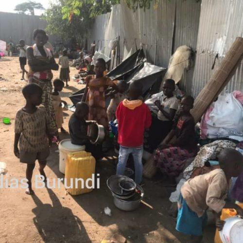 Uvira (RDC) : des réfugiés burundais continuent de déserter le camp de Lusenda