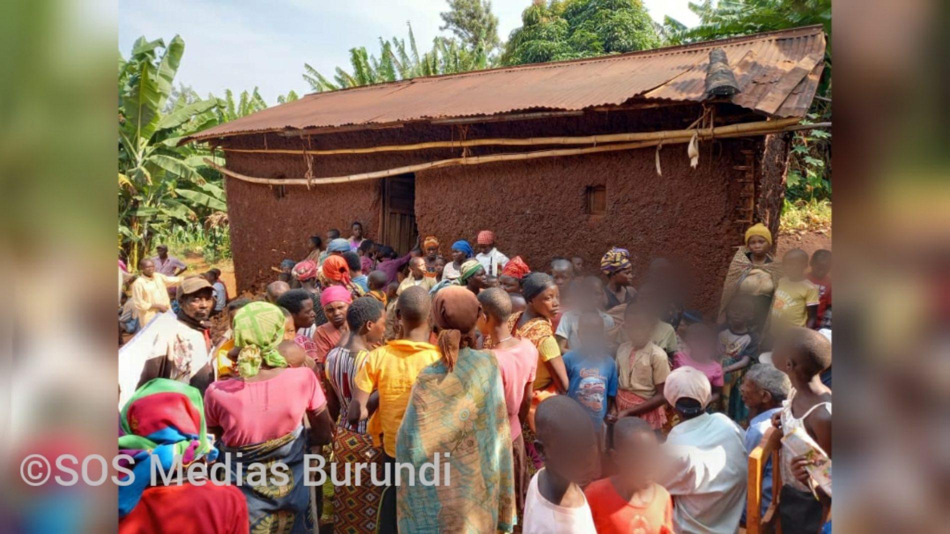 Rugombo : un sexagénaire tué