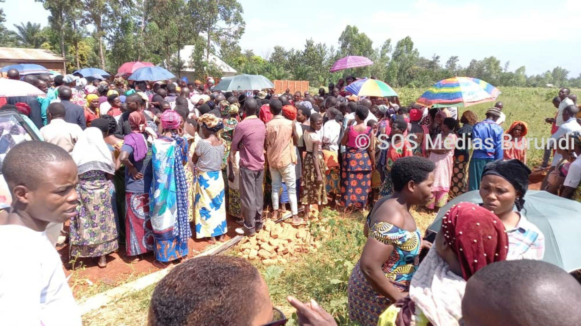 Murwi : une personne tuée