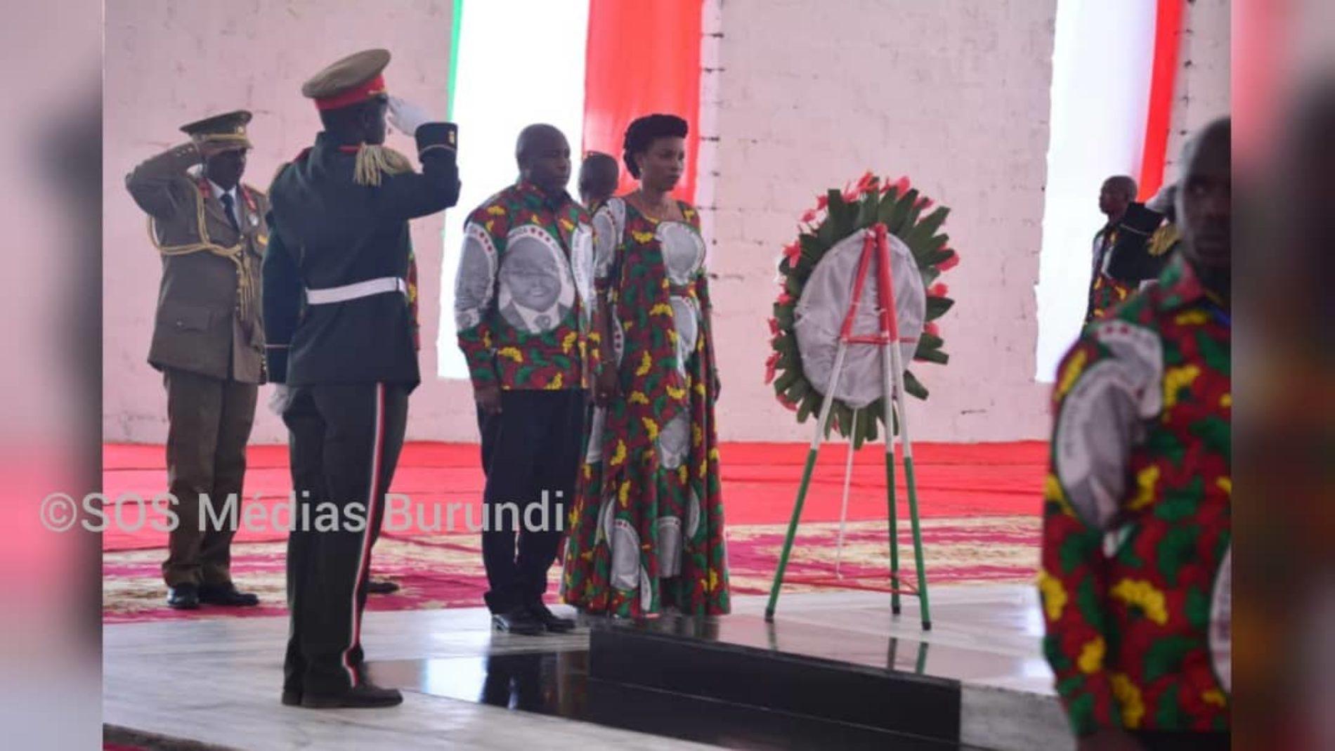 Photo de la semaine-Burundi : Nkurunziza, un guide suprême du patriotisme controversé