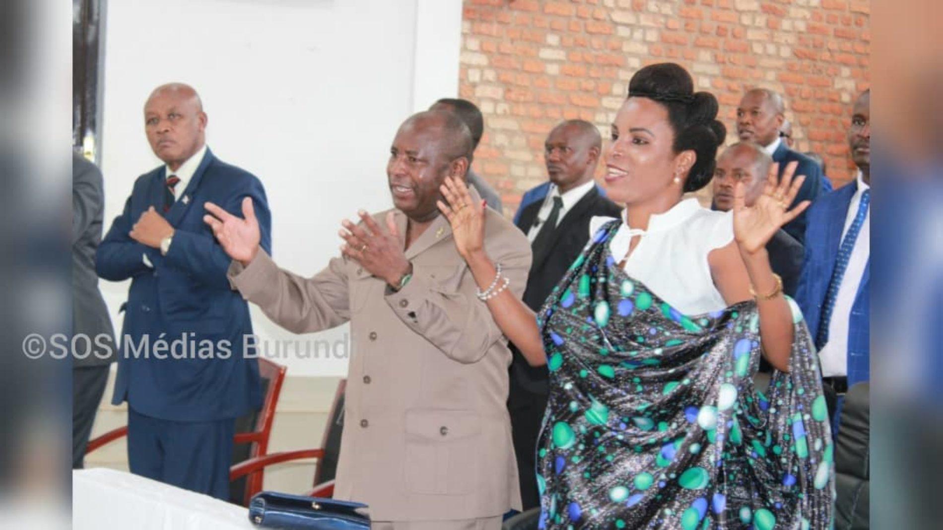Burundi : confession du chef de l'État
