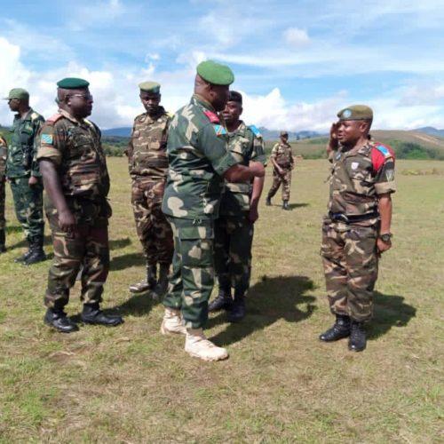 Mwenga (RDC) : sept militaires enlevés