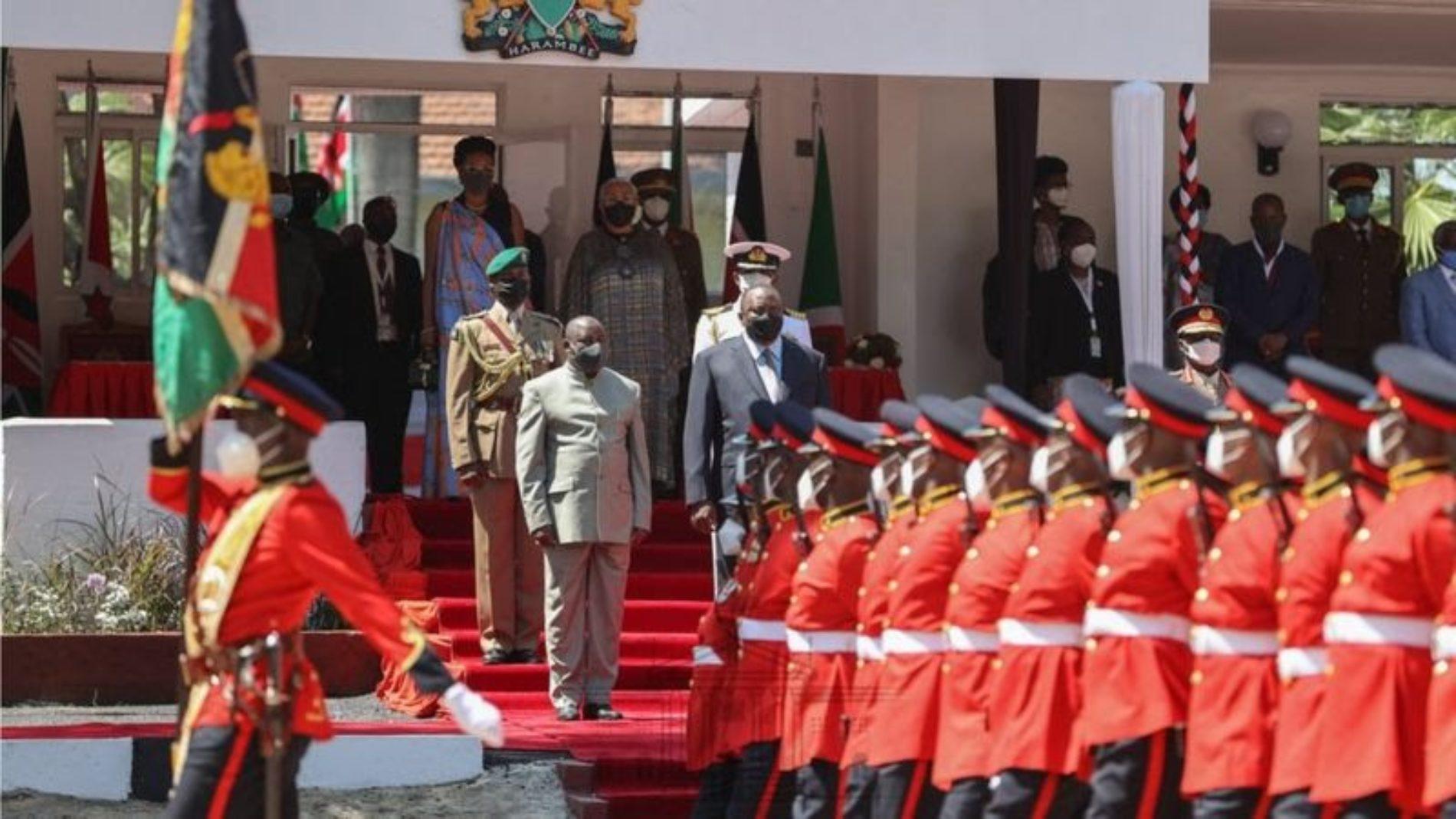 Photo de la semaine- Burundi-Kenya : le président burundais plaide pour le maintien des troupes en Somalie