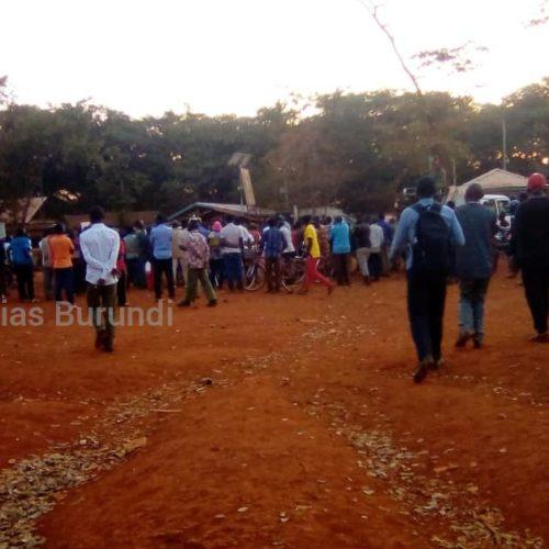 Nyarugusu (Tanzanie) : élections contestées suivies de heurts entre policiers et réfugiés