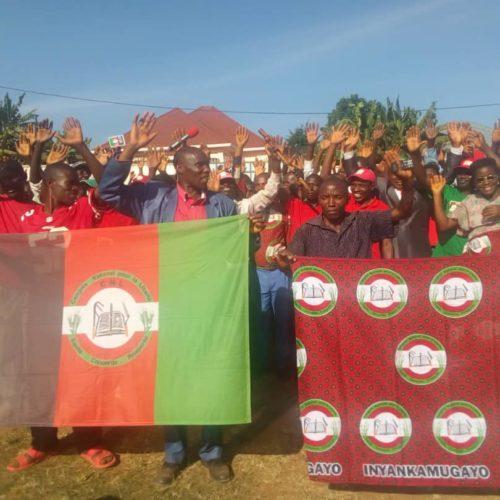 Burundi : le parti CNL préoccupé par les arrestation et disparition de ses membres