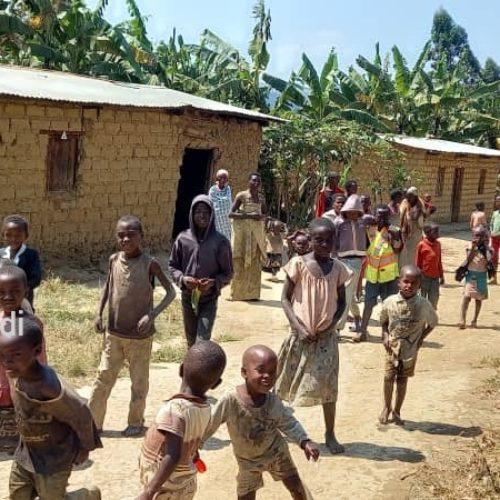 Butaganzwa : difficiles conditions de vie pour les familles du village de Nyakiga