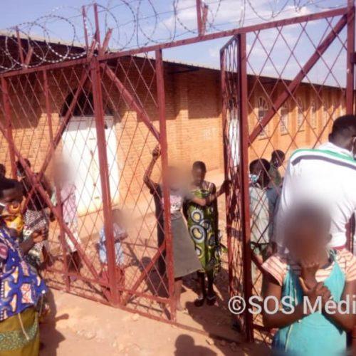 Covid-19 : quatre patients meurent pour manque de médicaments à l'hôpital de Kirundo