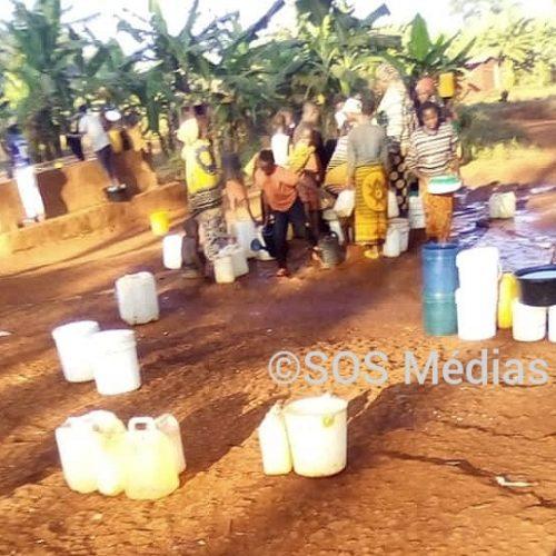Mtendeli (Tanzanie) : pénurie d'eau potable