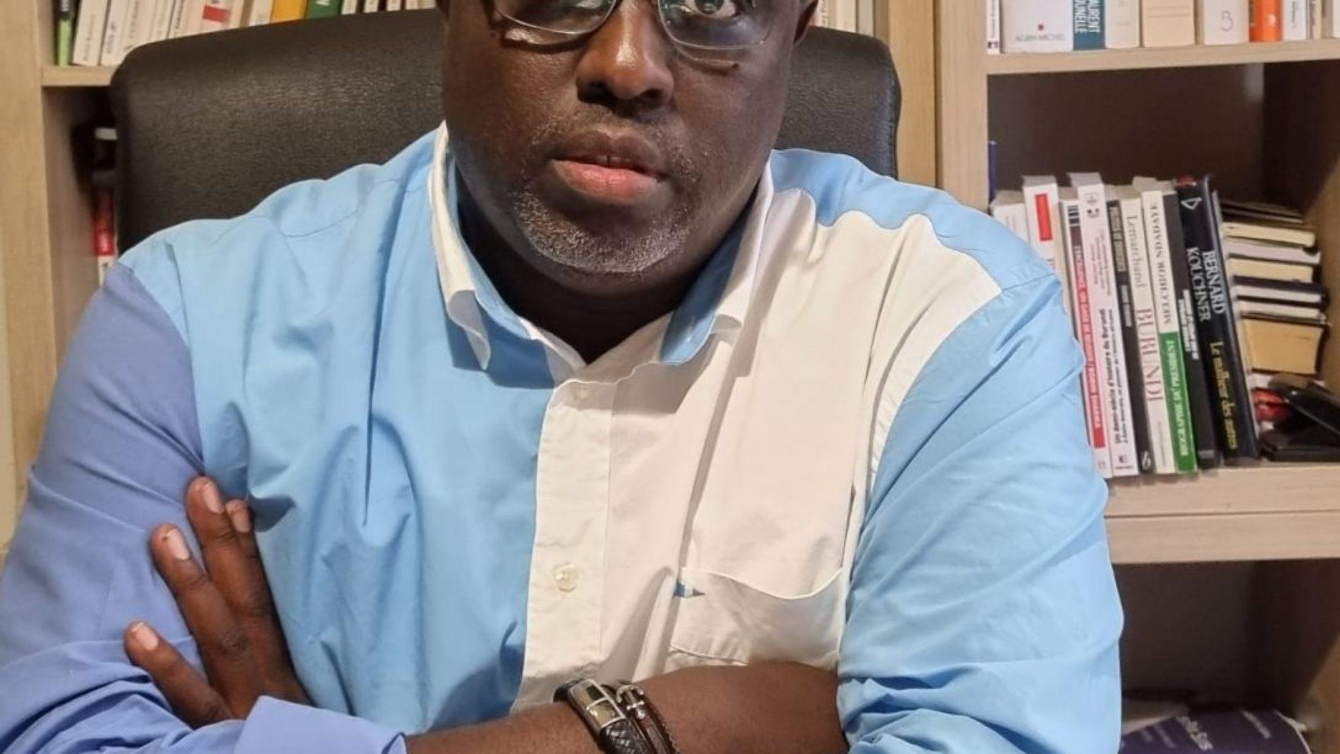 Le fondateur d'Iwacu élu au Conseil d'Administration de RSF
