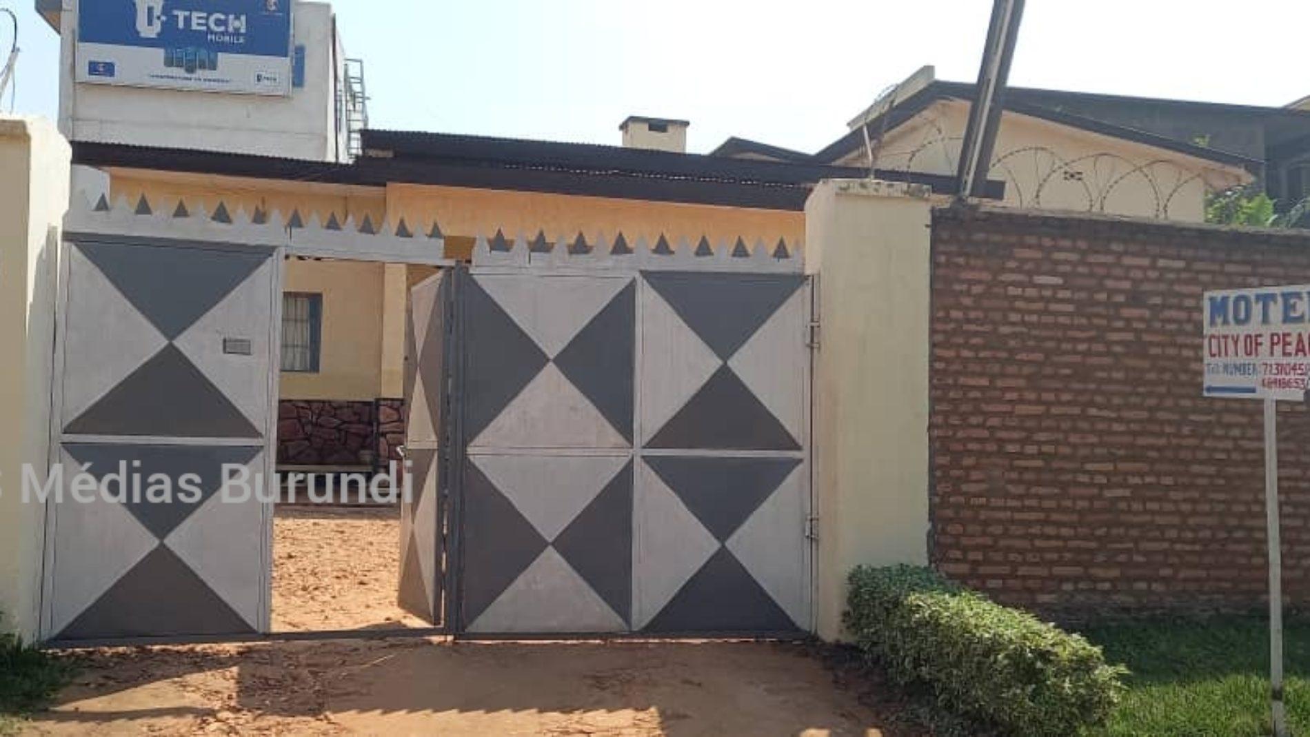 Gitega : un gestionnaire d'une maison de passage enlevé